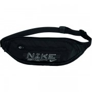 Nike Large Capacity Graphic Waistpack 2. - Male - Zwart - Grootte: One Size