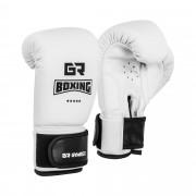 Gants de boxe pour enfants - 4 oz - Blancs