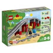 LEGO® DUPLO® 10872_train bridge and tracks