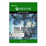 Xbox final fantasy xv: royal edition xbox one