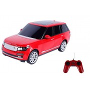 Toyhouse Officially Licensed Radio Remote Control Rastar Range Rover 2013 RC 1:24 Scale Model Car, Red
