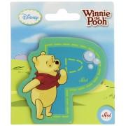 TRUDI Sevi 82774 - Lettera Adesiva P Winnie The Pooh 7 Cm