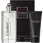 Cartier Declaration coffret XII. Eau de Toilette 100 ml + gel de duche 100 ml