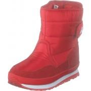 Rubber Duck Rd Nylon Suede Solid Kids Red, Skor, Kängor & Boots, Varmfodrade kängor, Röd, Barn, 28