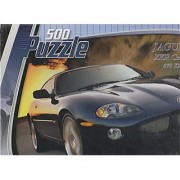 Jaguar XKR Coupe 500 Piece Puzzle