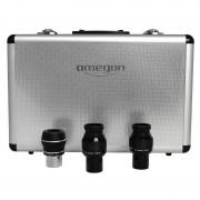 Omegon Valise Deluxe pour oculaires, optimisée pour focales à partir de 1800mm