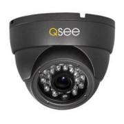 Водоустойчива AHD камера Q-SEE QH8062D, куполна, 4.0 MP, 3.6mm, IR-30m, QH8062D