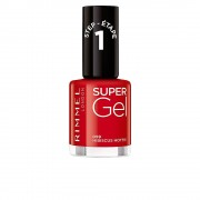 Rimmel London KATE SUPER gel nail polish #59-hibiscus hottie