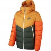 Geaca barbati Nike Sportswear Windrunner Water-repellent Down-Fill Hooded Jacket 928833-727