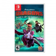 Nintendo Switch Juego Dragons Dawn Of The New Riders