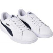 Puma Puma Smash v2 L Sneakers For Men(White)