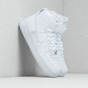 Nike Wmns Air Force 1 High White/ White-White