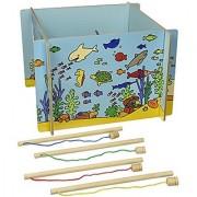 Vilac 20 Piece Fishing Game