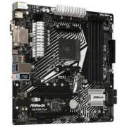 Дънна платка AsRock AB350M PRO4 R2.0, B350, AM4, DDR4, PCI-E (HDMI,DVI,VGA)(CFX), 4x SATA3 6.0 Gb/s, AB350M_PRO4_R2.0