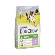 Hrana uscata pentru caini Dog Chow Adult cu miel, 2,5 kg
