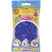 Hama Strijkkralen Neon Blauw (036)