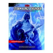 Wizards of the Coast Dungeons & Dragons RPG Adventure Storm King's Thunder english