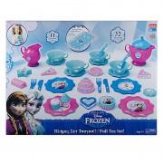 Set accesorii ceai Frozen Bildo, 32 piese, Multicolor