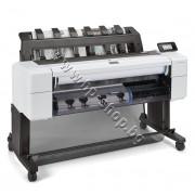 Плотер HP DesignJet T1600dr ps, p/n 3EK13A - Широкоформатен принтер / плотер HP