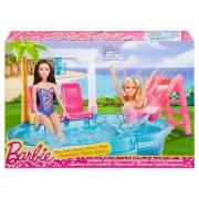 Barbie Piscina Barbie Mattel Glam