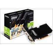 MSI GeForce GT 710 DirectX 12 GT 710 1GD3H LP 1GB