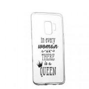 Husa de protectie Woman Queen Samsung Galaxy S9 Plus rez. la uzura Silicon 227