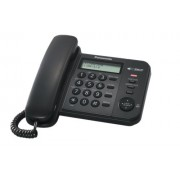 Phone, Panasonic KX-TS560FXB, Black (1010027)
