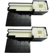 green compatible for Epson Waste Ink Pad Pack of 2 For Epson L210 L110 L310 L360 L130 L313 L363 L220 L111 Printer