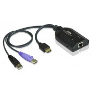 Adattatore KVM USB HDMI Virtual Media con supporto Smart...