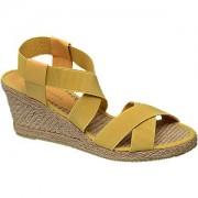 Sandale de dama cu platforma