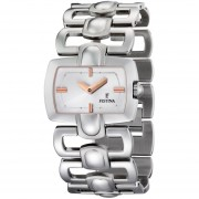 Reloj F16463/3 Plateado Festina Mujer Only For Ladies Festina