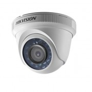 Camera Dome Turbo HD 720p Lentila 2.8~12 mm Hikvision DS-2CE56C2T-VFIR3 + Discount la kit (Hikvision)