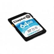 KINGSTON Memorijska kartica SD 64GB UHS-I Speed Class 3