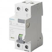 FID zaštitni prekidač 2-polni 80 A 0.1 A 230 V Siemens 5SV3417-6KL