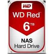 Western Digital WD60EFRX - Interne harde schijf / 6TB / 3,5 inch SATA