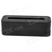 Cargador de bateria mini TEMEI para Samsung S3 i9300 - negro