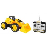 World Tech Toys Titan Elite Front End Loader Electric RC Construction Vehicle