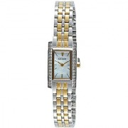 Citizen Analog Mother of Pearl Dial Unisex Watch - EZ6354-52D