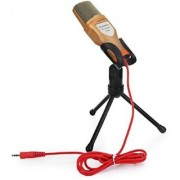 Aeoss High Quality Handheld Microphone Sound Studio Microphone Mic To Computer PC Laptop Skype Chat MSN