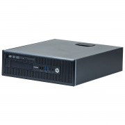 HP Prodesk 600 G1 Intel Core i5-4670S 3.10 GHz, 4 GB DDR 3, 500 GB HDD, DVD-ROM, SFF