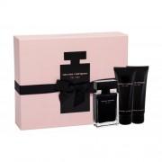 Narciso Rodriguez For Her set cadou edt 50 ml + gel de dus 75 ml + lapte de corp 75 ml pentru femei