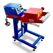 Thermo roller prensa térmica de giro para transfer 220V