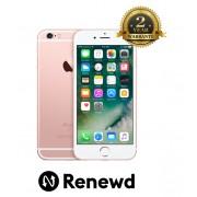 Telefon mobil Renewd Apple iPhone 6S 16GB Rose Gold
