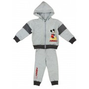 Disney Mickey bolyhos baba, gyerek melegítő (74-116)