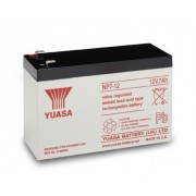 BATERIA YUASA NP 7-12 12V 7Ah 151x65x97.5mm