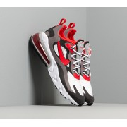 Nike Air Max 270 React Black/ University Red-White-Iron Grey