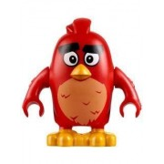 LEGO The Angry Birds Movie Minifigure - Red Bird (75822)
