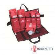 Kit de urgenta tensiometru aneroid mecanic MORETTI - EM905