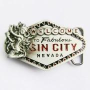 Hebilla Sin City
