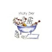 Paquete de servilletas Milky day
